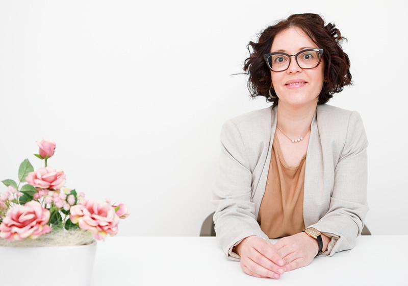 Psicologa Mara Ronchi